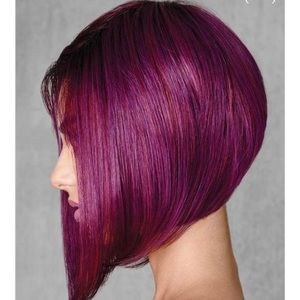 SALE - midnight berry WIG perf 4 party / festival
